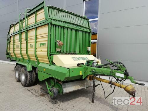 Krone Titan 6/48 Gl Año de fabricación 2000 Neuhof - Dorfborn