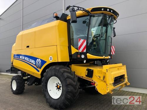 New Holland Tc 5070 Baujahr 2014 Neuhof - Dorfborn
