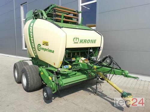 Krone Comprima V 180 XC Έτος κατασκευής 2014 Neuhof - Dorfborn