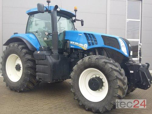 New Holland T 8.390 Auto Command Byggeår 2014 A/C