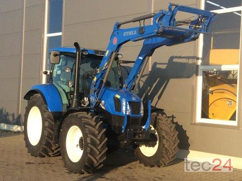 New Holland T 6.140 Frontlader Baujahr 2015