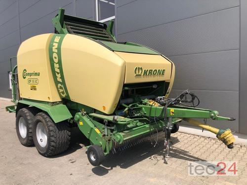 Krone Comprima Cf 155 Xc Year of Build 2014 Neuhof - Dorfborn