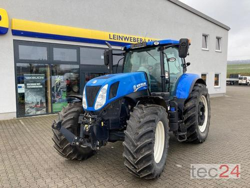 New Holland T 7.250 Power Command Baujahr 2015 Allrad