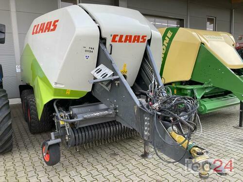 Claas Quadrant 3200 RC Год выпуска 2012 Neuhof - Dorfborn