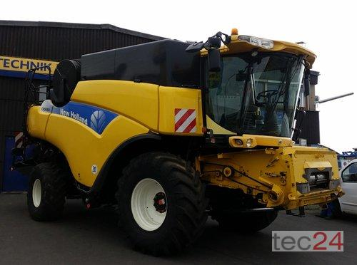 New Holland CR 9060 Baujahr 2007 Neuhof - Dorfborn