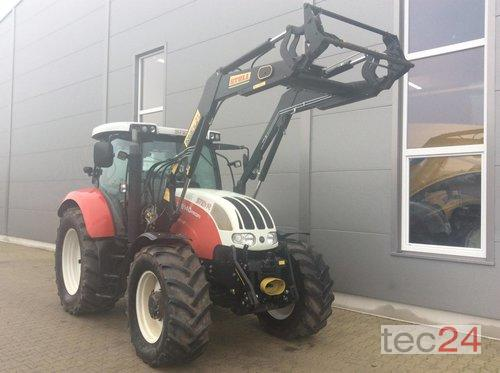 Steyr 6140 Front Loader Year of Build 2008
