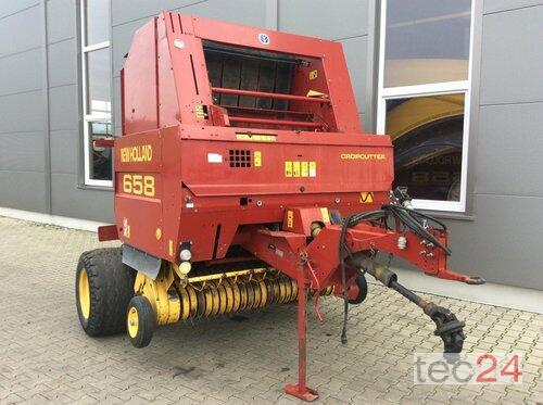 New Holland 658 Рік виробництва 1996 Neuhof - Dorfborn