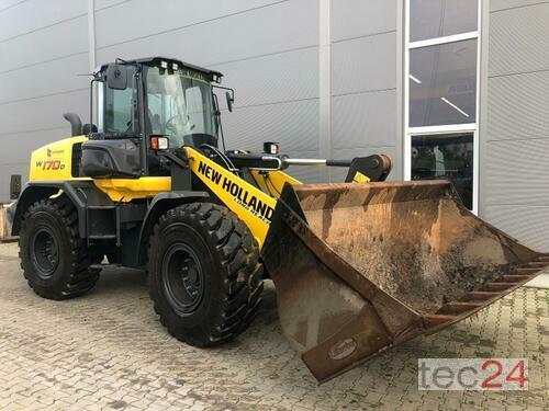 New Holland W 170 D Vorführ 2017 Année de construction 2017 Neuhof - Dorfborn