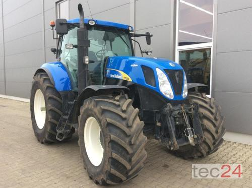 New Holland T 7050 Auto Command Baujahr 2010 Allrad