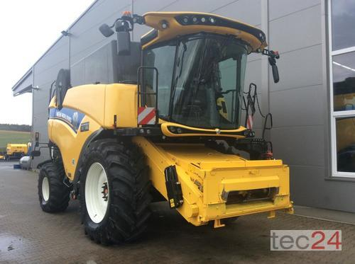 New Holland CX 7.90 Bouwjaar 2016 Neuhof - Dorfborn