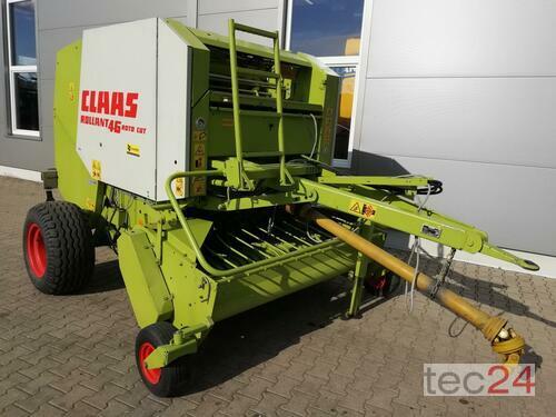 Presse Claas - Rollant 46 Roto Cut