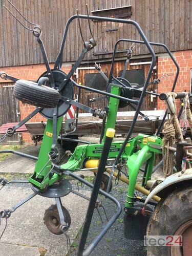 Deutz-Fahr Condimaster 5221 Baujahr 2012 Neuhof - Dorfborn