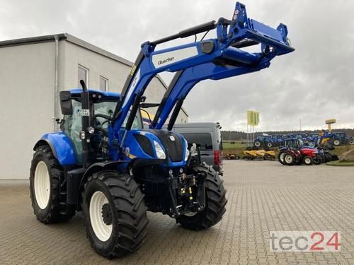 New Holland T 7.260 Power Command Frontlader Baujahr 2018