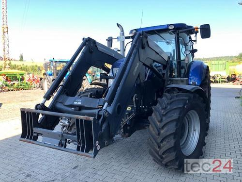 New Holland T 7.200 Auto Command Frontlader Baujahr 2014