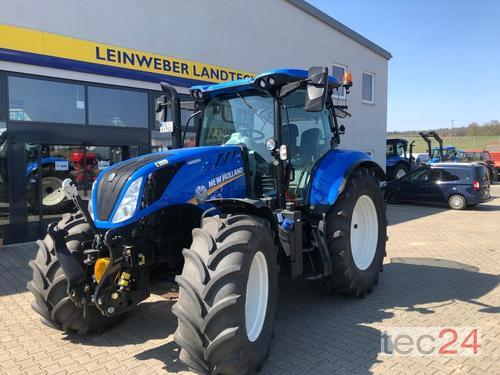 New Holland T 6.175 Dynamic Command Baujahr 2018 Allrad