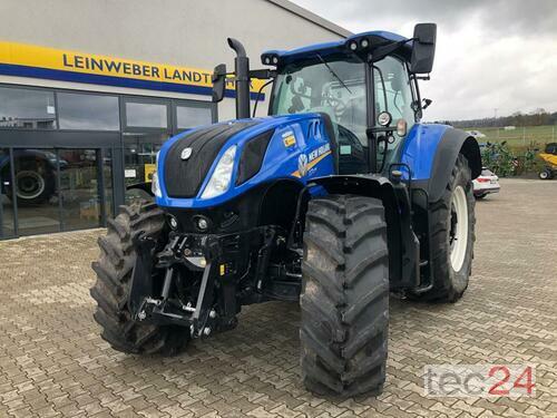 New Holland T 7.275 Ac Baujahr 2018 Allrad