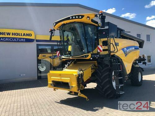 New Holland Cx 7.90 Demo 2019 Baujahr 2016 Neuhof - Dorfborn