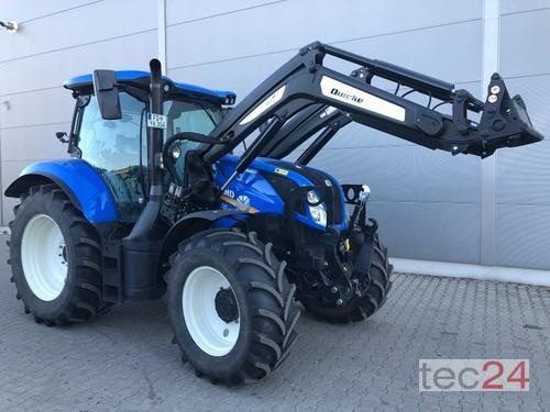 New Holland T 6.145 Dynamic Command Frontlader Baujahr 2018