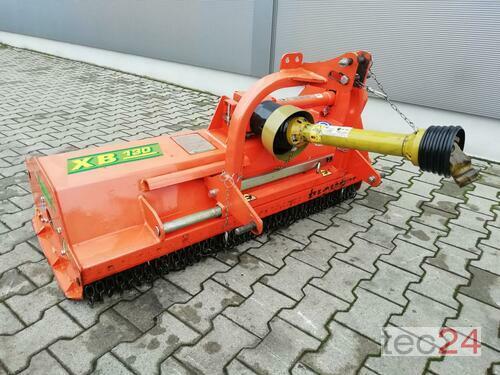 Agrimaster Xb 130 Año de fabricación 2013 Neuhof - Dorfborn