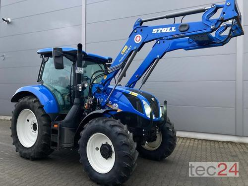 New Holland T 6.145 Electro Command Frontlader Baujahr 2019