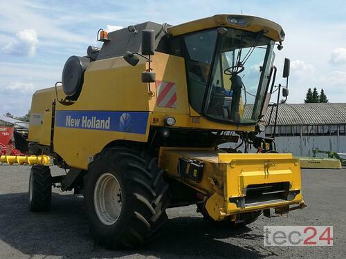 Mähdrescher New Holland - TC 5080