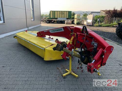 Pöttinger Novacat 352 Rok produkcji 2014 Neuhof - Dorfborn