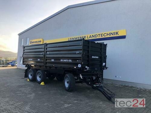Brantner Dd 24073/2 Xxl Έτος κατασκευής 2019 Neuhof - Dorfborn