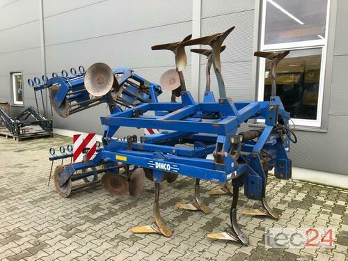 Kultivator/Grubber Dal-Bo - Dinco 370