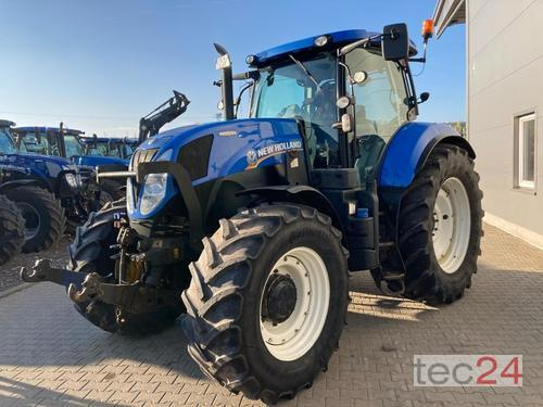 New Holland T 7.200 Auto Command Front Loader Year of Build 2011