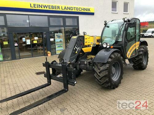 New Holland Th 7.42 Año de fabricación 2020 Neuhof - Dorfborn