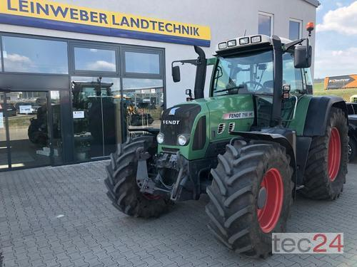 Fendt 716 Vario TMS Year of Build 2010 4WD
