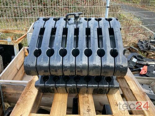 New Holland 8x40kg Gewichte