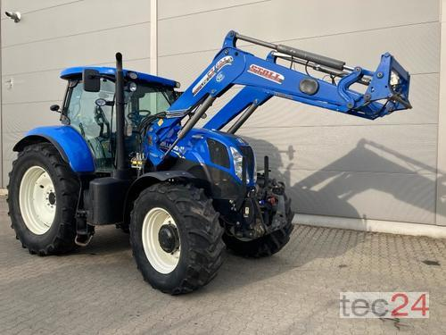 New Holland T 7.210 Auto Command Frontlader Baujahr 2013