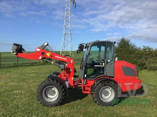 Weidemann 4080 - T4f Año de fabricación 2019 Alt-Mölln