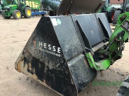 Hesse Vls 2300 Xl Année de construction 2014 Alt-Mölln