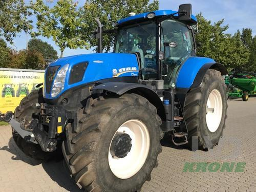 New Holland T 7.270 Year of Build 2013 Alt-Mölln