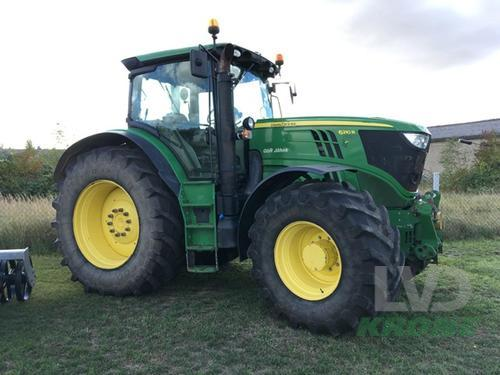 John Deere 6210R Year of Build 2014 Alt-Mölln