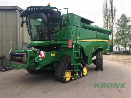 John Deere S 690 Year of Build 2015 Alt-Mölln
