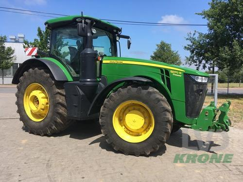 John Deere 8370R Year of Build 2016 4WD