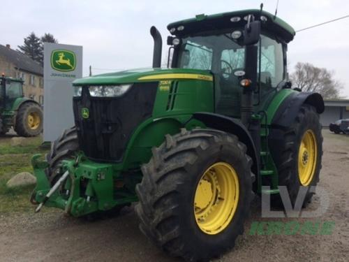John Deere 7230R Year of Build 2013 4WD