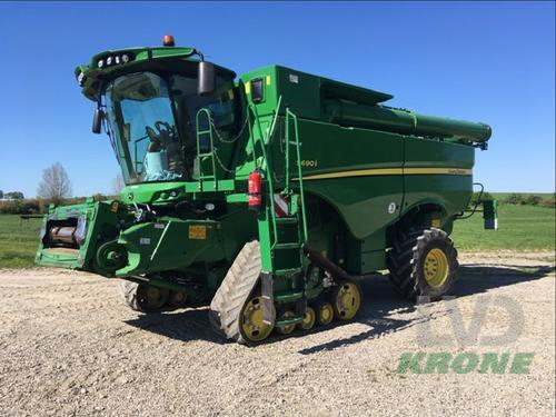 John Deere S 690i Year of Build 2015 Alt-Mölln