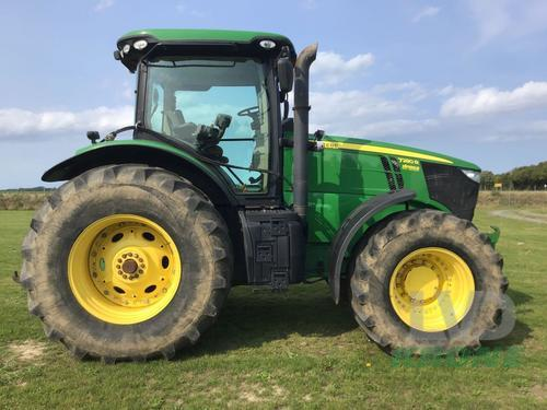 John Deere 7280R Year of Build 2014 Alt-Mölln