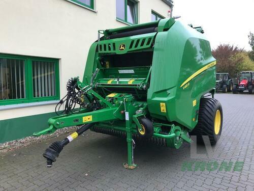 John Deere V461r Baujahr 2018 Alt-Mölln