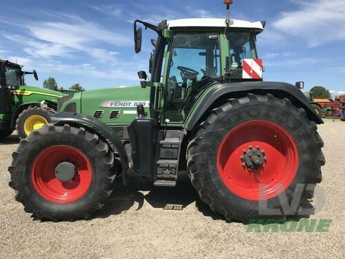 Fendt 820 Vario Año de fabricación 2011 Alt-Mölln