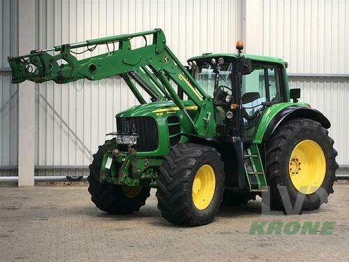 John Deere 7430 Premium Frontlader Baujahr 2009