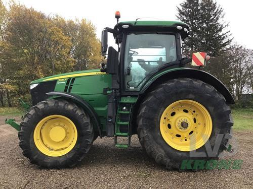 John Deere 7310R Year of Build 2018 4WD