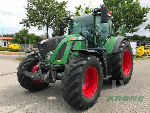 Fendt 724 Vario Year of Build 2017 Alt-Mölln