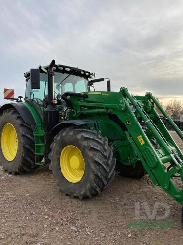 John Deere 6215R Front Loader Year of Build 2019