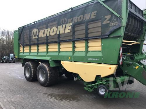 Krone ZX 470 GD Year of Build 2019 Alt-Mölln
