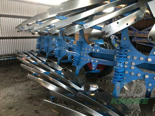 Lemken Varidiamant 10x6+1 Année de construction 2011 Lützen, OT Zorbau